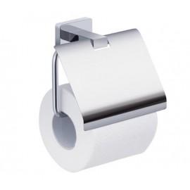 Portarrollos WC sin tapa cromo G-Atena, de Gedy