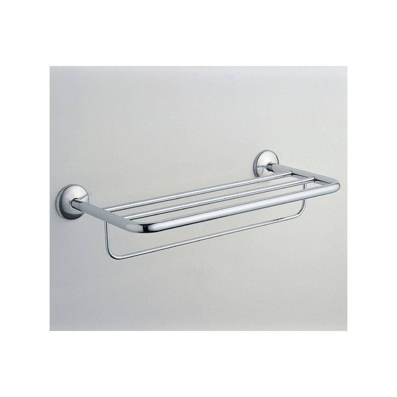 Estantes Para Toallas De Baño:Accesorios de Pared > Estantes > Toallero estante Hotellerie